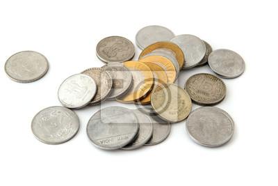 Indische Münzen Fototapete Fototapeten Rupie Gandhi Einzelhandel