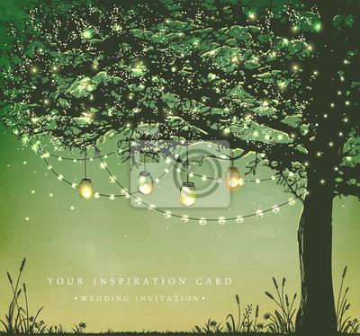 Inspirationskarte Fur Hochzeit Datum Geburtstag Tee Und