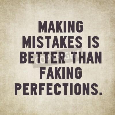 Fototapete Inspirierend motivierend Zitat auf altem Papierhintergrund