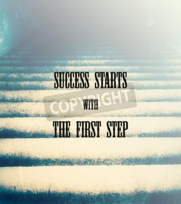 Fototapete Inspirierend Zitat u. Motivierend Hintergrund