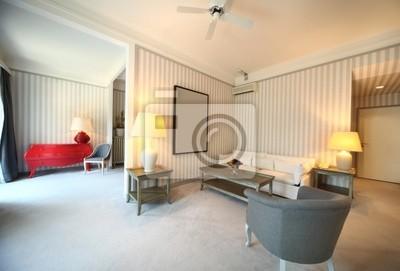 Hotel Di Lusso Interni : Interno di di suite hotel di lusso fototapete u fototapeten suite