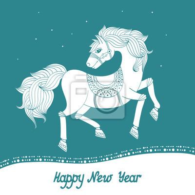 Jahr des Pferdes