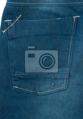Jeans Denim-Tasche