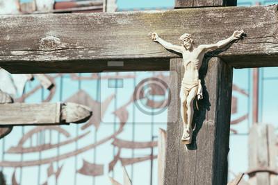 Jesus Cross Cemetery