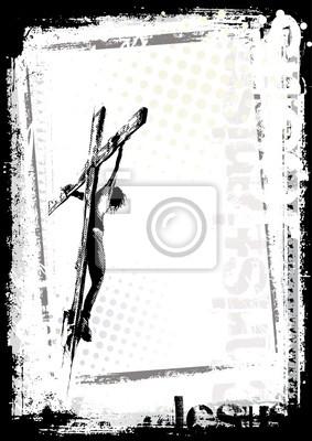 jesus Poster Hintergrund