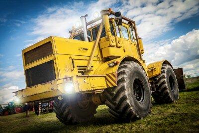 Fototapete kinderzimmer traktor  K700 traktor, trecker fototapete • fototapeten 700, ddr, Belastung ...