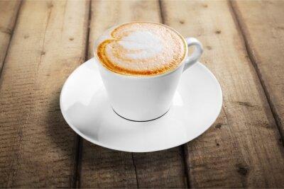 Fototapete Kaffee.
