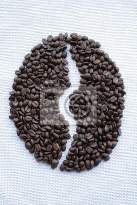 Kaffee-Bohne