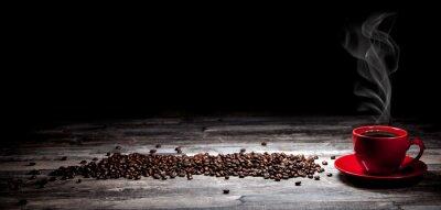 Fototapete Kaffee Hintergrund