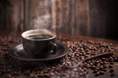 Fototapete Kaffeetasse