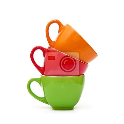 Fototapete Kaffeetassen