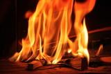 Fototapete Kaminfeuer kaminfeuer fototapete fototapeten umgebungstemperatur feuerstelle