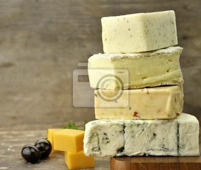 Käse-Sortiment