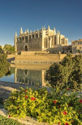 Fototapete Kathedrale von Mallorca
