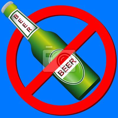 Kein Getränk Symbol