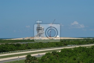 Kennedy Space Center Startstation, Umhang Canavera