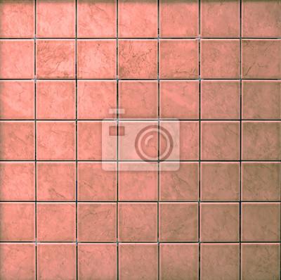 Fototapete Keramik Mosaik Fliesen Für Wand Und Boden In Der Badewanne,  Pool, Küche