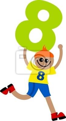 Kind Nummer acht