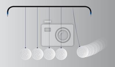 Kinetic Energy Golfbälle