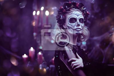 Fototapete kingdom of the dead