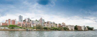 Fototapete Kirribilli panoramische Ansicht, Sydney