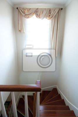 Klassische Haustreppen Fensterteppichdekor Interior Home Im