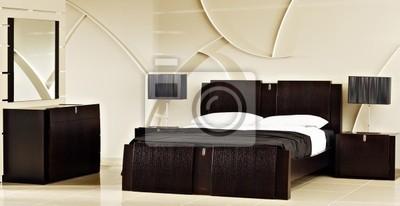 Klassische schlafzimmer fototapete • fototapeten Krankenbett ...