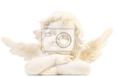 Kleiner Engel Figur