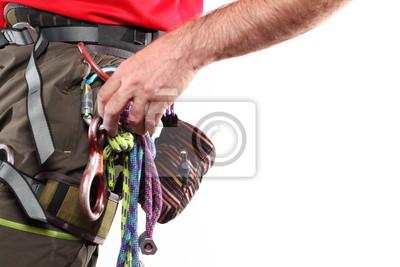 Kletterausrüstung Sicherung : Edelrid ohm sicherungszusatz bremsassistent zusatzbremse sicherung