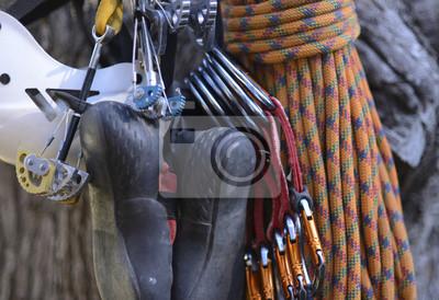Kletterausrüstung : Singing rock kletterausrüstung basis set