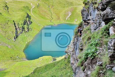 Klettersteig Hochjoch : Seetalwanderung und klettersteig hochjoch silvretta montafon