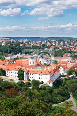 Fototapete Kloster Strahov, Prag