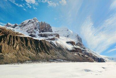 Fototapete Kolumbien Icefield