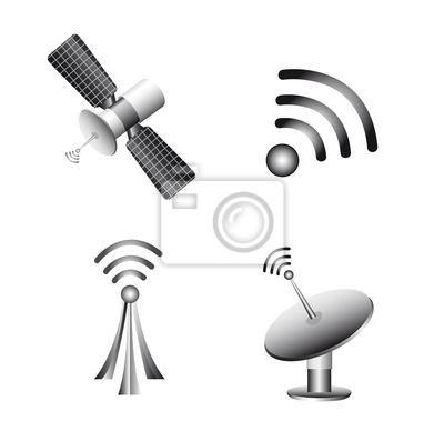 Kommunikations-Symbole