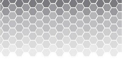 Fototapete Konzeptgeometriemuster mit Linie. geometrisches degradieren Sie Steigungsmotiv für Titel, Plakat, Hintergrund.