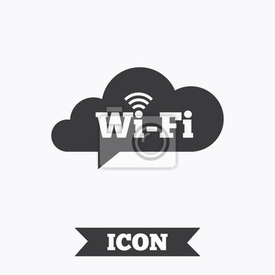 Kostenloses wifi-zeichen. wifi-symbol. drahtloses netzwerk ...
