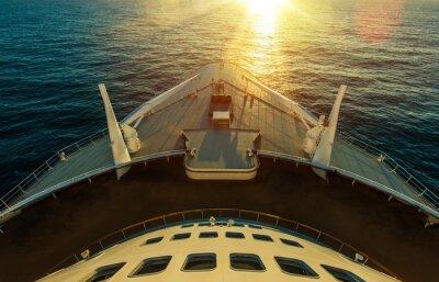 Fototapete Kreuzfahrtschiff