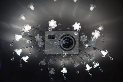 Kronleuchter Für Große Räume ~ Kronleuchter decke mit einem globus innenleuchte innenraum lampe