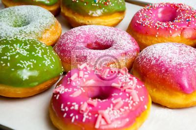 Kuchen Eis Und Sussigkeiten Mit Verschiedenen Fullungen Restaurant