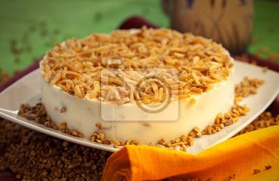 Kuchen Kuchen Nachtisch Fototapete Fototapeten Backwaren