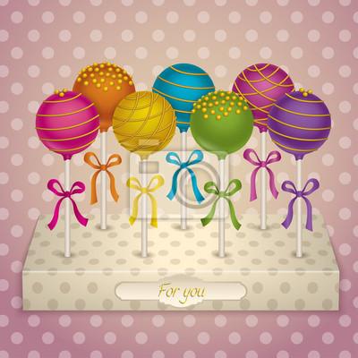 Kuchen-Pop-