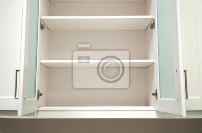 Kuchenschrank Mit Offener Tur Fototapete Fototapeten Nichts