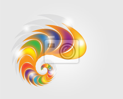 Kugel Circle abstract Linien Vektor-Vorlage