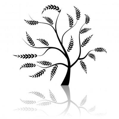Kunst Baum schön