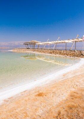 Fototapete Landschaft Totes Meer