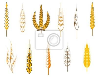 Landwirtschaft Symbole