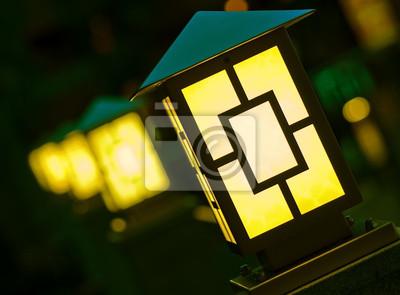 Fototapete Lantern