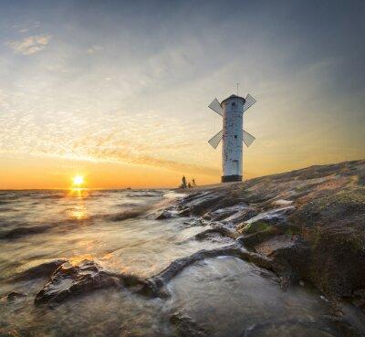 Fototapete Latarnia morska