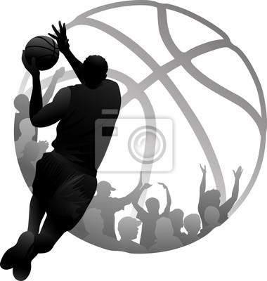 Layup Basketball Fans
