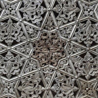Fototapete ld asiatisch hell wiederholenden Muster
